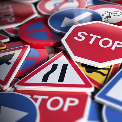 Theorie examen auto rijbewijs